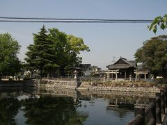 官兵衛ゆかりの岡山 水攻の備中高松城と境目七城のひとつ庭瀬城