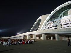 2013年北朝鮮旅行記 その11アリラン祭