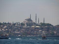 春うららトルコ世界遺産を巡るツアーで過ごす2014GW(その8)~イスタンブール①:トプカプ宮殿、ボスポラス海峡ナイトクルーズ
