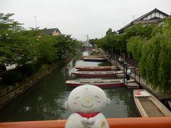 博多に仕事で来たついでに柳川、太宰府まで足を伸ばしてみました。