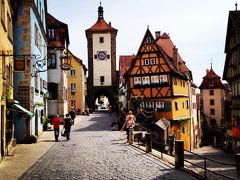 ワタシガミエテイルモノスベテ 2014春 ~続 そうだっドイツに行こう!~ 3rd Days ヴュルツブルク・ローテンブルク観光