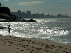 ★南米、時にはスローに(5)レブロン海岸のあたり