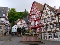 2014GW 南ドイツとオーストリア&ちょっぴりイタリアちょっぴりフランス 【2】ミルテンベルク?