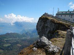 2014年GWオーストリア旅行⑩☆5日目シャーフベルグからハルシュタットへ