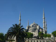 春うららトルコ世界遺産を巡るツアーで過ごす2014GW(その9)~イスタンブール②:ブルーモスク、アヤソフィア