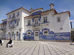 貧乏ガードマン忘れ物を捜しにポルトガルへポルトからアヴぇイロヘ