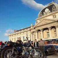 初めての欧州 フランス旅行01
