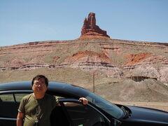 2014年GWアメリカグランドサークルとニューメキシコ砂漠の温泉。。。その1「羽田からメキシカンハットまで」