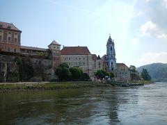 2014年GWオーストリア旅行⑬☆7日目ヴァッハウ渓谷・・メルクからデュルンシュタインへ。