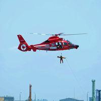 第66回 東京みなと祭 水と消防ページェント−3 人命救助
