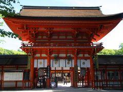 早朝散歩がすがすがしい!京都最強のパワスポ下鴨神社