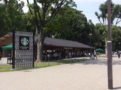 上野ひとり散歩