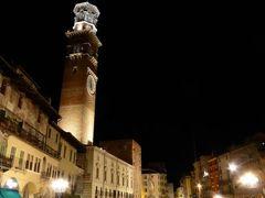 初夏の優雅な北イタリア旅行♪ Vol4(第1日目夜) ☆ベローナ(Verona):無料イベントの「サンタナスタージア教会」(S.Anastasia)♪美しいベローナ夜景を楽しむ♪
