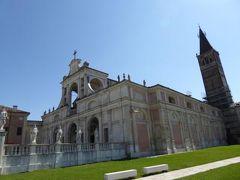 初夏の優雅な北イタリア旅行♪ Vol7(第2日目午前) ☆千年も続く美しい村「サン・ベネデット・ポー」(San Benedetto Po)で優雅な散策♪