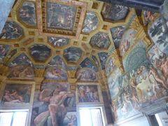 初夏の優雅な北イタリア旅行♪ Vol8(第2日目午前) ☆マントヴァ(Mantova):優雅な「テ離宮」(Palazzo Te)を鑑賞♪