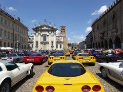初夏の優雅な北イタリア旅行♪ Vol11(第2日目午後) ☆マントヴァ(Mantova):アルコ宮殿(Palazzo d'Arco)からドゥカーレ宮殿(Palazzo Ducale)へ散策♪