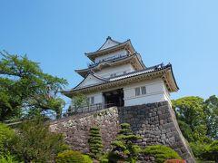 神奈川一人旅前編~小田原城の敷地を歩いて歴史探索しよう~
