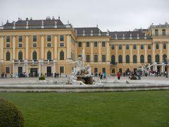 2014年GWオーストリア旅行⑮☆8日目シェーブルン宮殿とナッシュマルクト