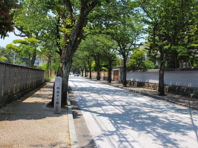 小田原城跡を観光したので、地図を確認して海に行くことにしました<br />前日記<br />「神奈川一人旅前編~小田原城の敷地を歩いて歴史探索しよう~」<br />http://4travel.jp/travelogue/10893185<br /><br />小田原城跡から歩いて10分ほどで御幸の浜に出て、ゆっくりと海辺を散策<br />ほとんど人がおらずリラックスできました<br /><br />その後は西海子小路を歩いて武家屋敷があった通りを観光<br />ぐるっと小田原駅まで街並みを楽しむコースでした<br /><br />歴史が残る道と現代の道が共存しており、うまく街並みに溶け込んでいました<br /><br /><br />御幸の浜<br />↓<br />西海子小路<br />↓<br />小田原文学館<br />↓<br />尾崎一雄邸書斎<br />↓<br />小田原駅