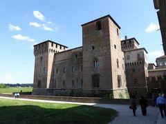 初夏の優雅な北イタリア旅行♪ Vol14(第2日目午後) ☆マントヴァ(Mantova):優雅なサン・ジョルジョ城(Castello di San Gorgio)を鑑賞♪