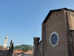 初夏の優雅な北イタリア旅行♪ Vol20(第3日目朝) ☆ベローナ(Verona):Due Torri Hotelの優雅な朝食♪