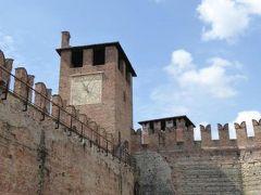 初夏の優雅な北イタリア旅行♪ Vol28(第3日目午前) ☆ベローナ(Verona):スカラ城(カステルヴェッキオ:Castel Vecchio)を鑑賞♪