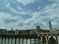 初夏の優雅な北イタリア旅行♪ Vol32(第3日目昼) ☆ベローナ(Verona):サン・ゼーノ・マッジョーレ教会(San Zeno Maggiore)からタクシーでPalazzo Giusti del Giardinoへ♪