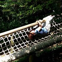 2014年5月 六甲山で暴れましょう!(笑) アスレチック&牧場へ
