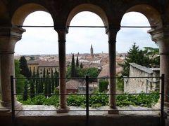 初夏の優雅な北イタリア旅行♪ Vol34(第3日目昼) ☆ベローナ(Verona):「Palazzo Giusti del Giardino」から素晴らしいパノラマを楽しむ♪