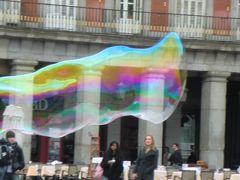 2011年 2&3月 エジプト・トルコではなく、急遽、スペイン・トルコへ変更(5.マドリード)本当に芸術の国だということを実感しました