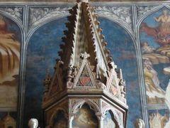 初夏の優雅な北イタリア旅行♪ Vol37(第3日目午後) ☆ベローナ(Verona):サン・フェルモ・マッジョーレ教会(San Fermo Maggiore)を鑑賞♪