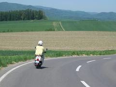 沖縄よりも暑かった北海道へ 3 丘のまちを巡るならバイクが最高さ!!