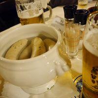 ヨーロッパ一人旅⑤ ~ソーセージ!パン!まさかの雪!?【ドイツ・ミュンヘン&フュッセン】~