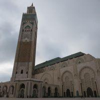 モロッコ カサブランカ1日目