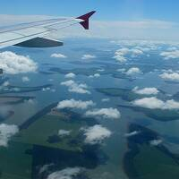 ★南米、時には空路で −(6)リオデジャネイロからサンパウロ経由でフォス・ド・イグアスへ
