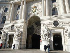 2014年GWオーストリア旅行⑰☆9日目リンク内散策・・王宮周辺♪