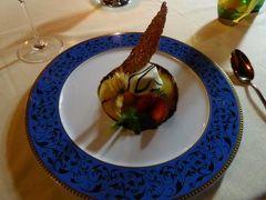 初夏の優雅な北イタリア旅行♪ Vol42(第3日目夜) ☆ベローナ(Verona):優雅なリストランテ「Antica Torretta」でディナー♪