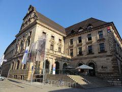ドイツ鉄道博物館めぐり 2日目その1 ニュルンベルク交通博物館