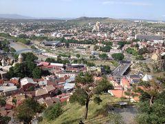東欧・バルカン旅行その3 グルジア:要チェック!この街は本当に素敵な街です!トビリシ