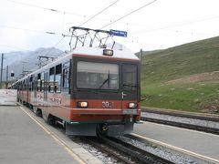 200907-01_スイストレッキング旅行-第1~2日-(チューリッヒ~ゴルナーグラート~リュッフェルベルグ)Zurich->Grnargrat->Riffelberg/Switzerland