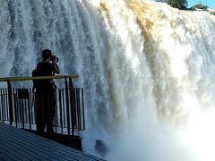 ★南米、時には現地ツアーで(8)ブラジル側のイグアスの滝へ