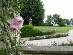 初夏の優雅な北イタリア旅行♪ Vol52(第4日目午前) ☆ヴィチェンツァ(Vicenza):美しい「ラ・ロトンダ」(La Rotonda)と素晴らしいバラの庭園を鑑賞♪
