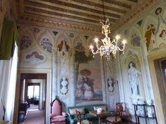 初夏の優雅な北イタリア旅行♪ Vol53(第4日目午前) ☆ヴィチェンツァ(Vicenza):美しい貴族の館「ヴィラ・アイ・ナーニ」(Villa Ai Nani)を鑑賞♪