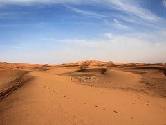 GW次なる絶景を求めてモロッコへ(サハラ砂漠編)