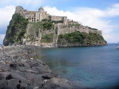 アマルフィ海岸、シチリア島、イスキア島、アッシジの春をめぐる旅 【63】 イスキア・ポンテ地区最後の散策