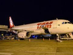 地球の裏側へ! part 4 - TAM航空 リオデジャネイロ→ フォスドイグアスー