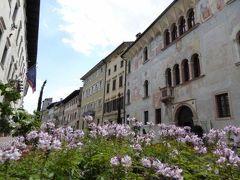 初夏の優雅な北イタリア旅行♪ Vol70(第5日目午後) ☆トレント(Trento):Piazza del Duomo(ドゥオーモ広場)からCastello del Buonconsiglio(ブオンコンシリオ城)へ優雅な散策♪
