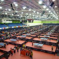 世界ベテラン卓球選手権について行ってきたオークランド その1 出発。