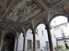 初夏の優雅な北イタリア旅行♪ Vol72(第5日目午後) ☆トレント(Trento):Castello del Buonconsiglio(ブオンコンシリオ城)の美しいフレスコ画を鑑賞♪
