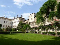 初夏の優雅な北イタリア旅行♪ Vol73(第5日目午後) ☆トレント(Trento):Castello del Buonconsiglio(ブオンコンシリオ城)の素晴らしい庭園♪